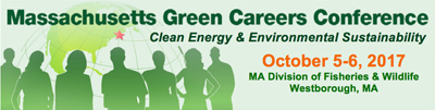 MA Green Careers Conference Logo